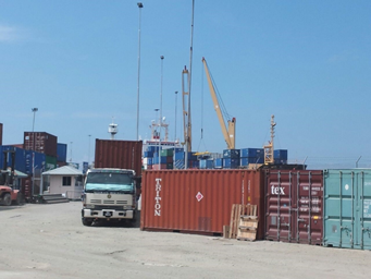 Apapa gridlock: NPA, APM Capital to move containers to Epe by barges
