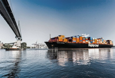Hapag-Lloyd introduces new container surcharge on Nigerian imports